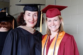 Spring Commencement: May 2014