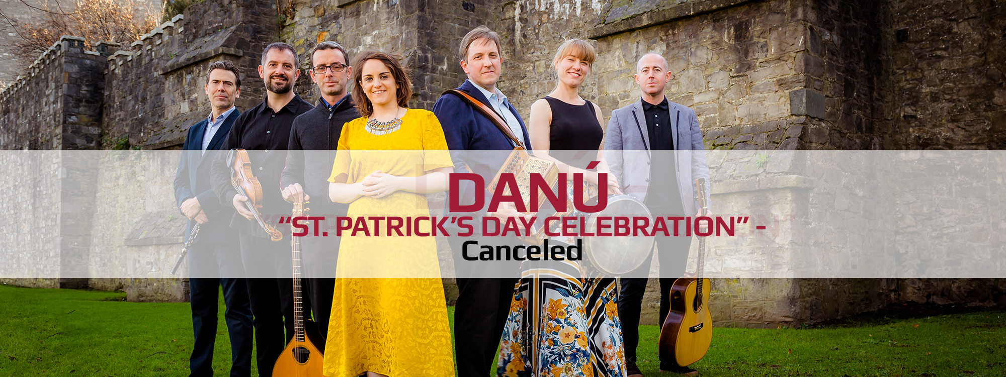"Danú – ""St. Patrick's Day Celebration"""